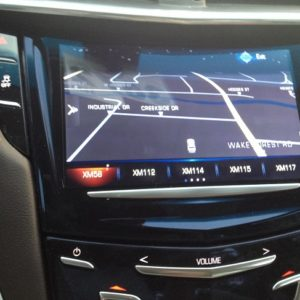Cadillac CUE CarPlay / Android Auto Enabled Factory System